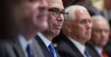 US Treasury Sect. Mnuchin pulls out of Saudi summit