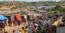 First Rohingya refugee dies from virus in Bangladesh camps