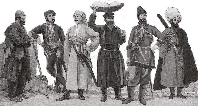 Biraz içimizde, biraz dışımızda, yanı başımızda: Kafkasya