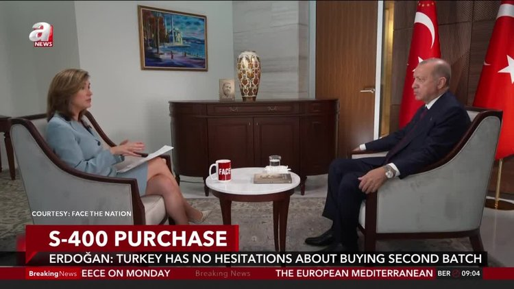 Erdoğan: United States should withdraw from Syria just like process in Afghanistan