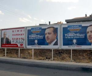 Dünden bugüne AK Parti kongreleri