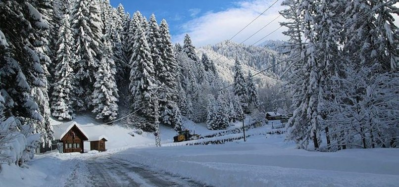 NATURAL WONDERS OF TURKEYS RIZE ATTRACTS VISITORS