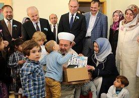 Diyanet'in anaokulu açıldı