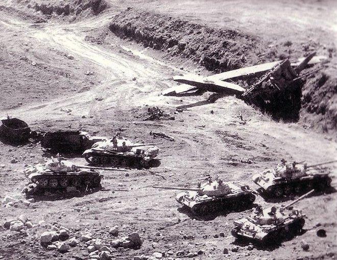 1973 YOM KİPPUR SAVAŞI