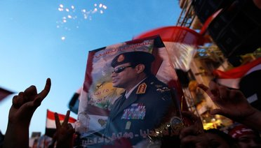 Mısır'da Sisi Karşıtı Protestolar