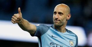 West Ham to sign defender Zabaleta from Manchester City