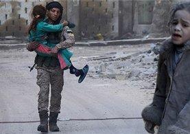Halep'te son durum: Bugün kurtardığımız yarın ölüyor!