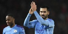 Man City midfielder Gundogan tests positive for coronavirus