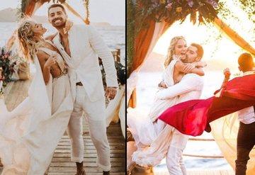 Ege kıyısında helenistik düğün