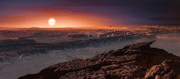 Dünya'ya en yakın öte gezegen 'yaşanabilir' görünüyor