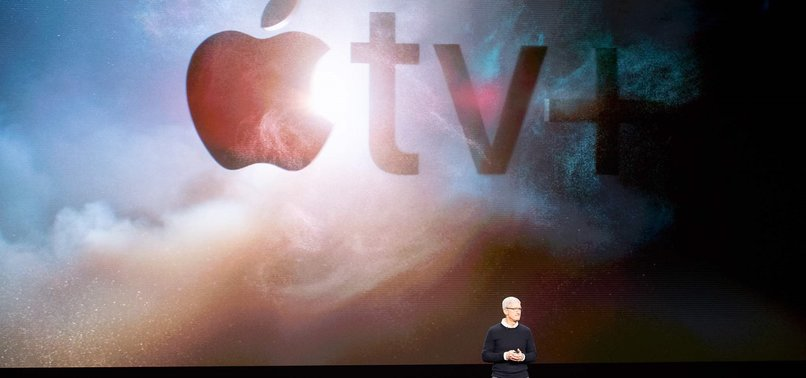 APPLE BELATEDLY JOINS TV STREAMING GAME, READY TO TAKE ON NETFLIX, HULU WITH SPIELBERG, OPRAH