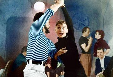 Audrey Hepburn Mokasenleri