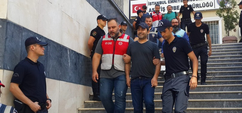 21 SUSPECTS HANDED PRISON SENTENCES IN FETÖ MEDIA CASE