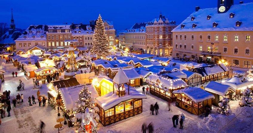 Terör korkusu Noel pazarlarını etkiledi