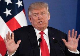 Trump'tan flaş Irak açıklaması