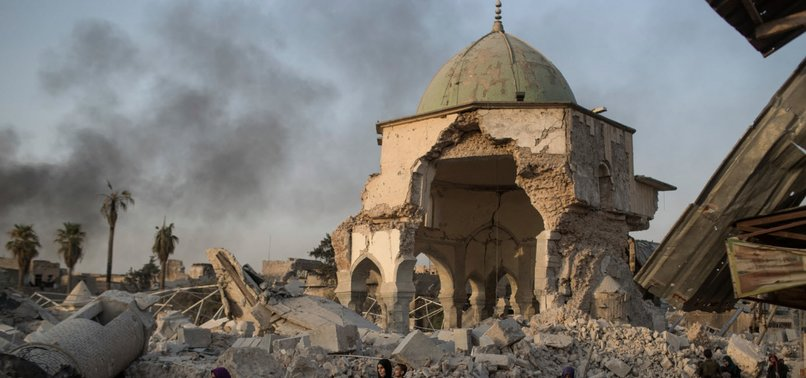 RECONSTRUCTION OF MOSUL MOSQUE TO BEGIN IN 2020: UN