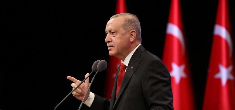 ERDOĞAN COMMEMORATES 81ST ANNIVERSARY OF ATATÜRKS DEMISE