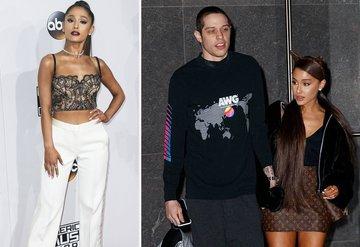 Ariana Grande ile Pete Davidson ayrıldı