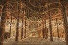 Ankara kalesinde bir arslan