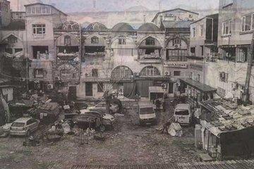 Osmanlı'da ticaretin belkemiği Balkapanı Hanı'nın ismi nereden geliyor?