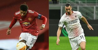 Milan v Man Utd lights up Europa League last 16 draw