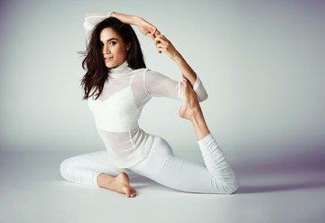 Meghan Markle yoga ile gündemde