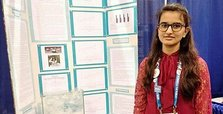 4 Pakistani students score big at Intel science fair