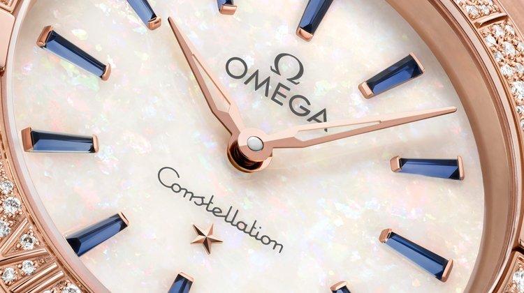 Omega Baharın Gelişini Pırlanta Işıltısıyla Kutluyor