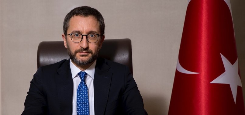 TURKEY HAS NOT RECEIVED SUPPORT IT EXPECTED FROM NATO, ERDOĞAN AIDE SAYS