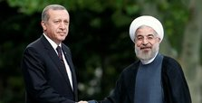 Turkish, Iranian presidents meet in Sochi