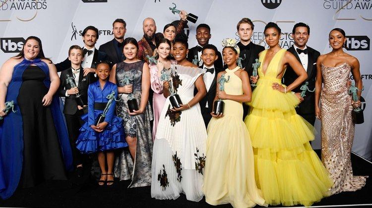 SAG Awards 2019 (Oyuncular Birliği Ödülleri) sahiplerini buldu