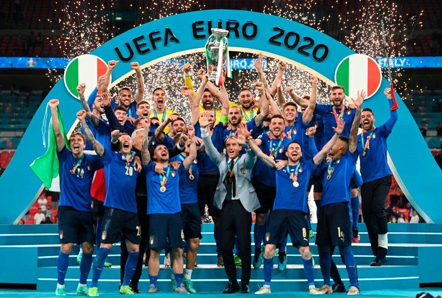EURO 2020'NİN ŞAMPİYONU: İTALYA