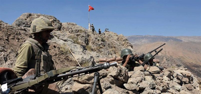 PKK TERRORISTS NEUTRALIZED BY TURKISH INTELLIGENCE FORCES IN NORTHERN IRAQ