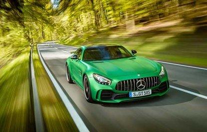 Mercedes'in yeni modelleri İstanbul Autoshow'da görücüye çıkıyor