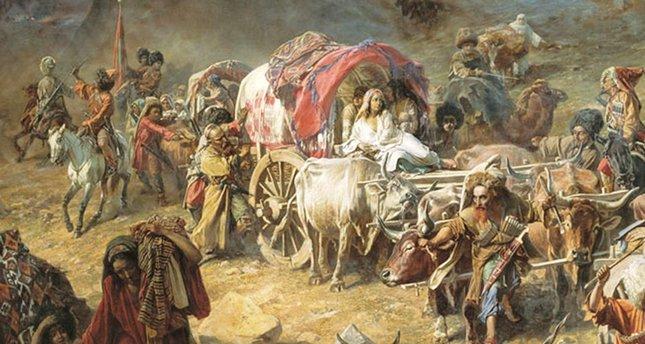 Türklere sığınanlar