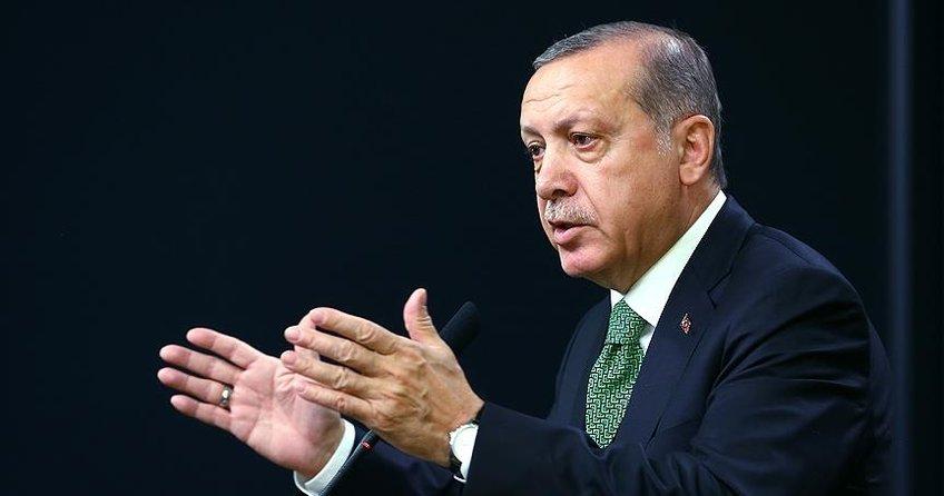Cumhurbaşkanı Erdoğan: Endişelerimizi Trump'a bizzat ifade edeceğim