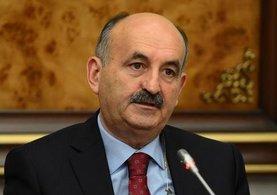 Bakan Mehmet Müezzinoğlu'dan emekliye müjde