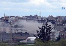 Mardin Nusaybin'de patlama, 3 kişi yaralı