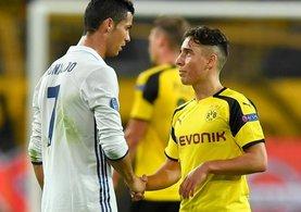 Emre Mor Cristiano Ronaldo'yu çok incitti