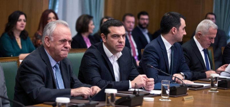 GREECE HIKES MINIMUM WAGE FIRST TIME IN A DECADE, ISSUES FIRST BOND SINCE BAILOUT EXIT