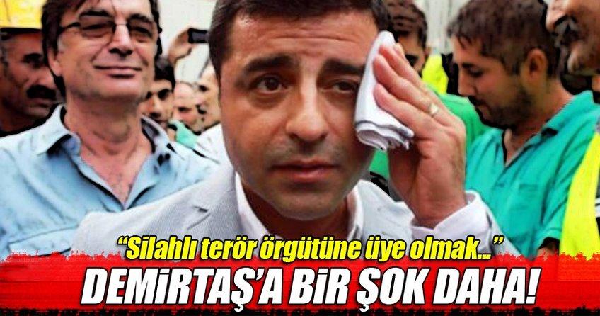 HDP Eş Genel Başkanı Demirtaş ifadeye çağırıldı