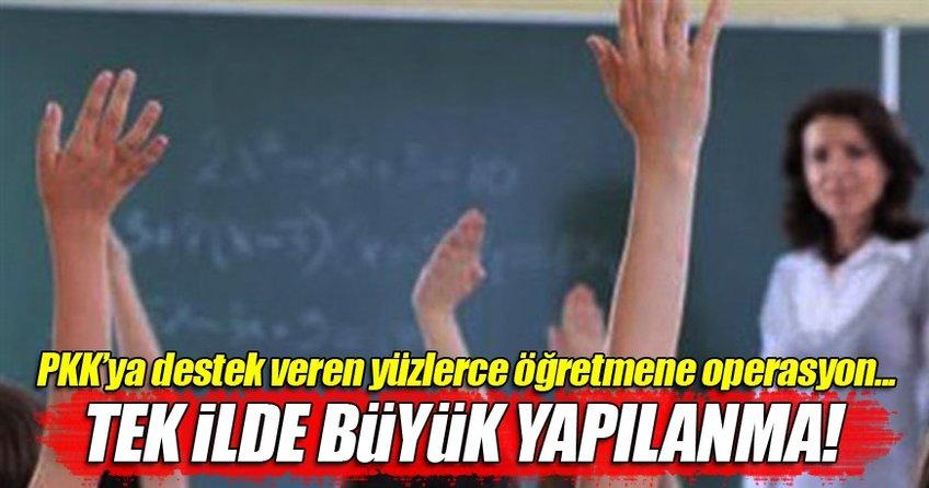 Van'da 733 öğretmen görevden uzaklaştırıldı
