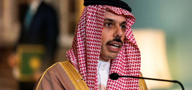 SAUDI TOP DIPLOMAT SAYS RELATIONS WITH TURKEY GOOD AND AMICABLE AS DISMISSING BOYCOTT CLAIMS