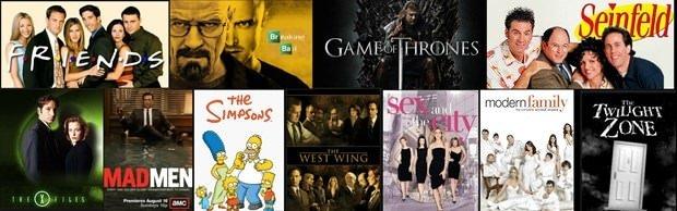 Tüm zamanların en iyi televizyon dizileri
