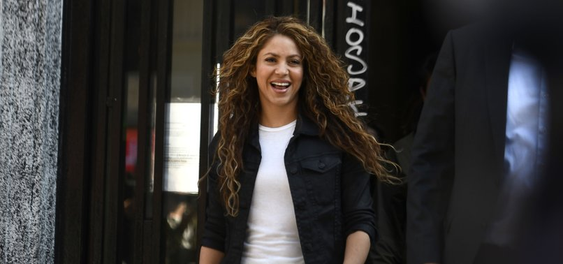 POP SINGER SHAKIRA FACES TAX FRAUD ACCUSATION IN SPANISH COURT