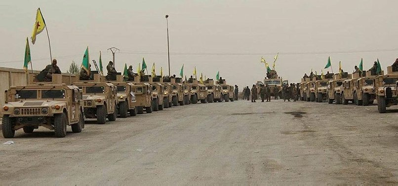 YPG/PKK HIRES LOBBYING FIRM IN WASHINGTON