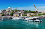 Enjoy Istanbul's amazing scenery with boat tours along Bosphorus