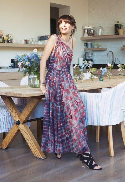 Sheherazade Goldsmith'in evinde stilini inceliyoruz - HarpersBazaar
