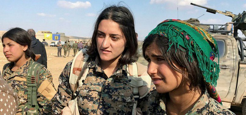 MINORS FORCED TO TAKE UP ARMS BY PYD/PKK TERROR GROUP SPEAK OUT