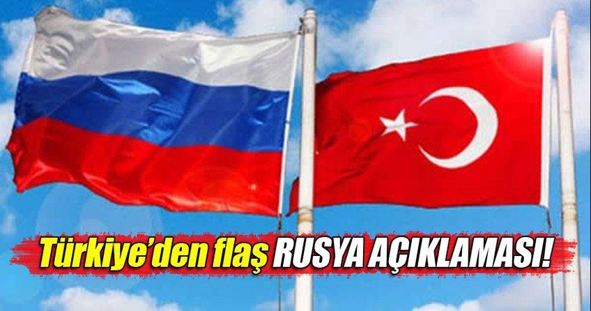 Rusya ile ticari ilişkilerde beyaz sayfa açıldı